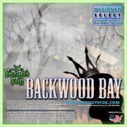 Fog Juice -1 Gallon - Backwood Bay Fog Fluid
