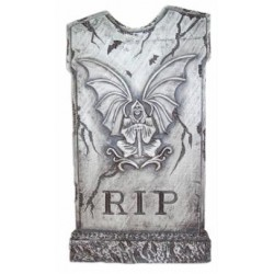 Deluxe Demon with Sword Tombstone
