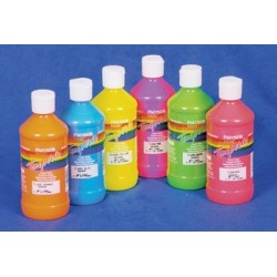 Flourescent Blacklight Paint 8 oz