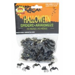 Bag of Spiders (70 pcs)