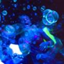 Blue Tekno Bubbles 1 Gallon