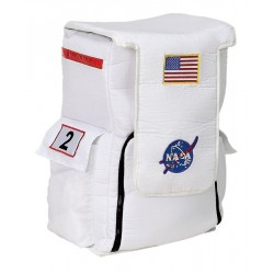 Astronaut Backpack White - CHILD