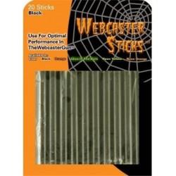 Webcaster Sticks - Black