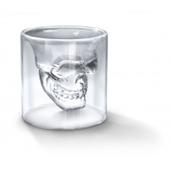 "Doomed ""Crystal Skull"" Shot Glass"