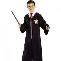 Harry Pottery Costume Set