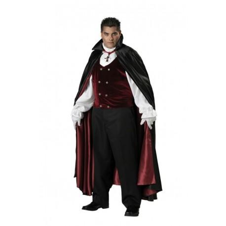 Deluxe Gothic Vampire Costume - Adult