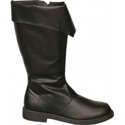 Black Pirate / Cavalier Boots