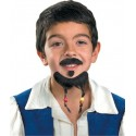 Jack Sparrow Children's Goatee and Mustache