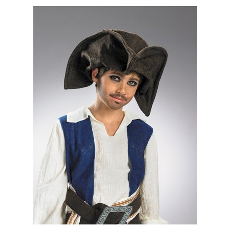 Jack Sparrow Child's Pirate Hat