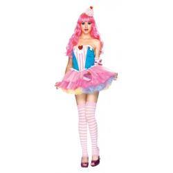 Sugar & Spice Cupcake Costume