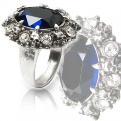A Dark Engagment Ring