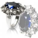 A Dark Engagment Ring