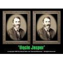 """Uncle Jasper 5""""x7"""" Changing Portrait"""