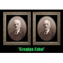 "Grandpa Esbat 5""x7"" Changing Portrait"
