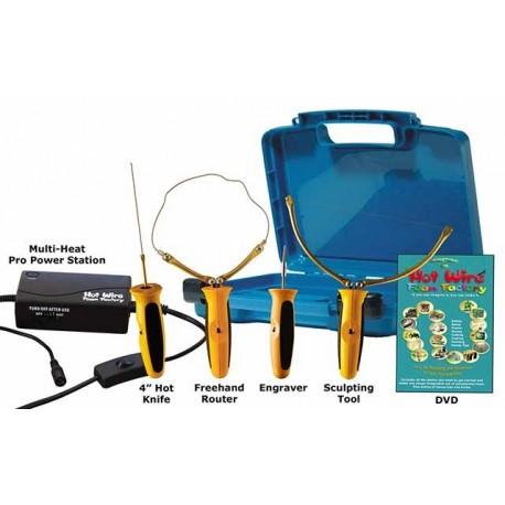 Pro Model 4 in 1 Kit w/ Multi Heat Pro Power Station