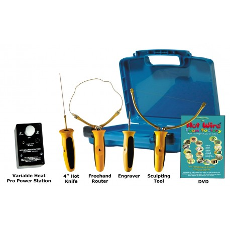 Pro Model 4-In-1 Kit with Variable Heat Pro Power Station