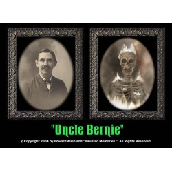 "Uncle Bernie 5""x7"" Changing Portrait"