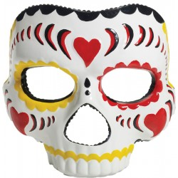 Day of the Dead - Female Mask