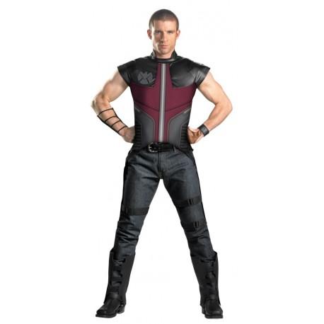 Avengers Deluxe Hawkeye Adult Costume