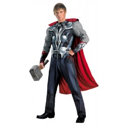 Avengers - Thor Classic Muscle Adult Costume