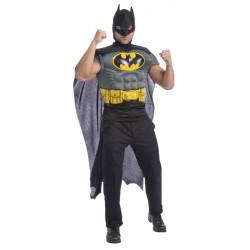 Batman Muscle Shirt Cape