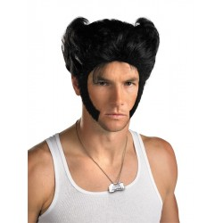 Wolverine Wig with Accessories