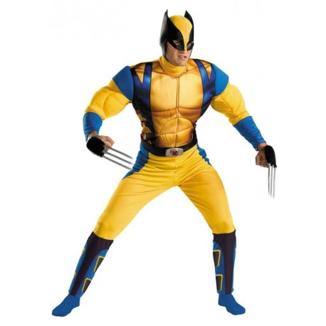 Wolverine Classic Muscle Teen