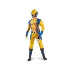 XMen Origins Wolverine Classic Muscle Child Costume