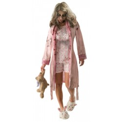 Walking Dead Zombie Girl Teen Costume