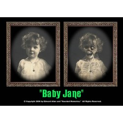 "Baby Jane 8""x10"" Changing Portrait"