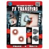 3D Franken Bolts Fx Transter/Tattoo