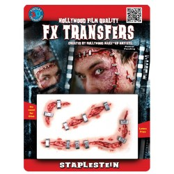 3D Staplestein FX Transfer/Tattoo