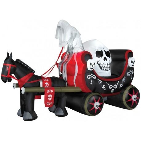 Airblown Skully Wagon