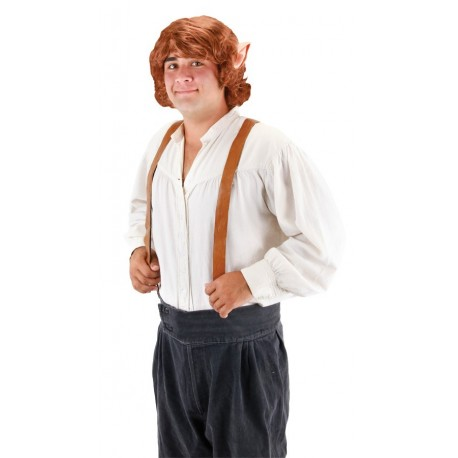 Biblo Baggins Wig with Ears