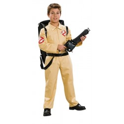 Ghostbusters Deluxe Child Costume