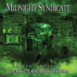 CD Realm of Shadows ReIssue