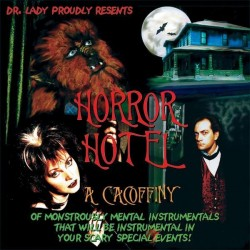 Dr Ladys Horror Hotel CD