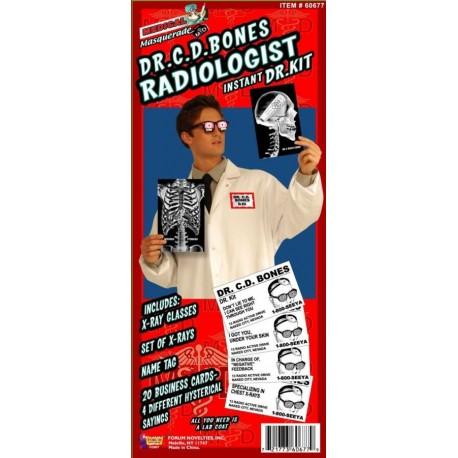 Dr Bones CD Kit