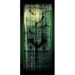 Lace Décor Window Curtain