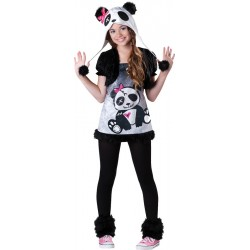Pandamonium Costume - Teen