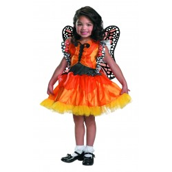 Magic Monarch Butterfly Child