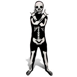 Kids Morphsuit - Skeleton