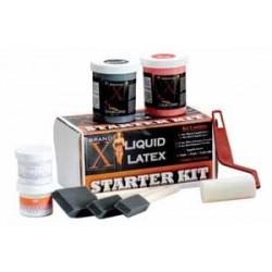 Latex Starter Kit (Red & Black)