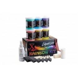 Latex Rainbow Kit