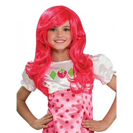 Strawberry Shortcake Wig - Child