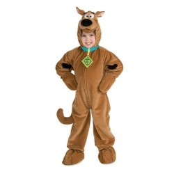 Scooby Doo Deluxe Costume - Child