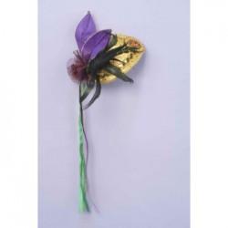Mardi Gras Pretty Hats - Glamour Hat