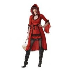 Strangeling Red Riding Hood
