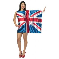 Flag Dress UK