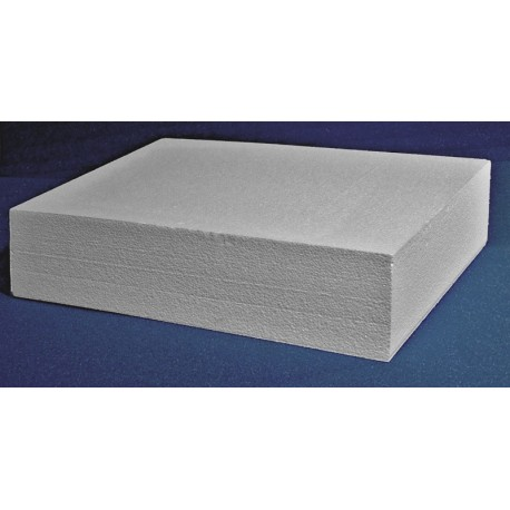 "Construction Foam Block 6""x 24""x 24"""